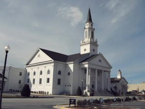 First Baptist - Opelika (Mark Saunders - Project Manager, Randy Maynard - Site Manager)